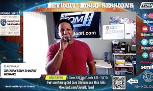 Detroit Disco Sessions – LIVE – 9/28/2021